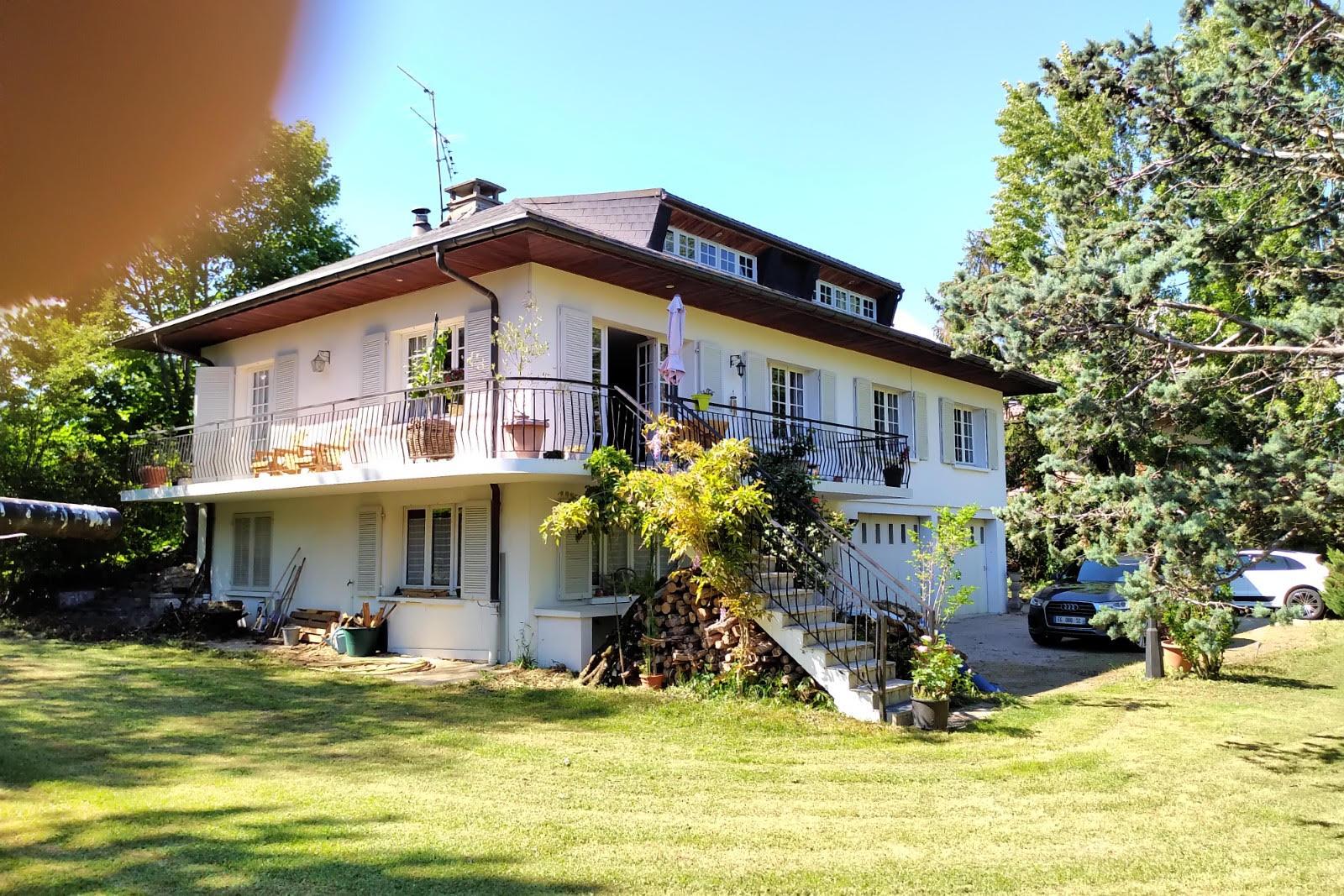 Villa Bellegarde sur Valserine