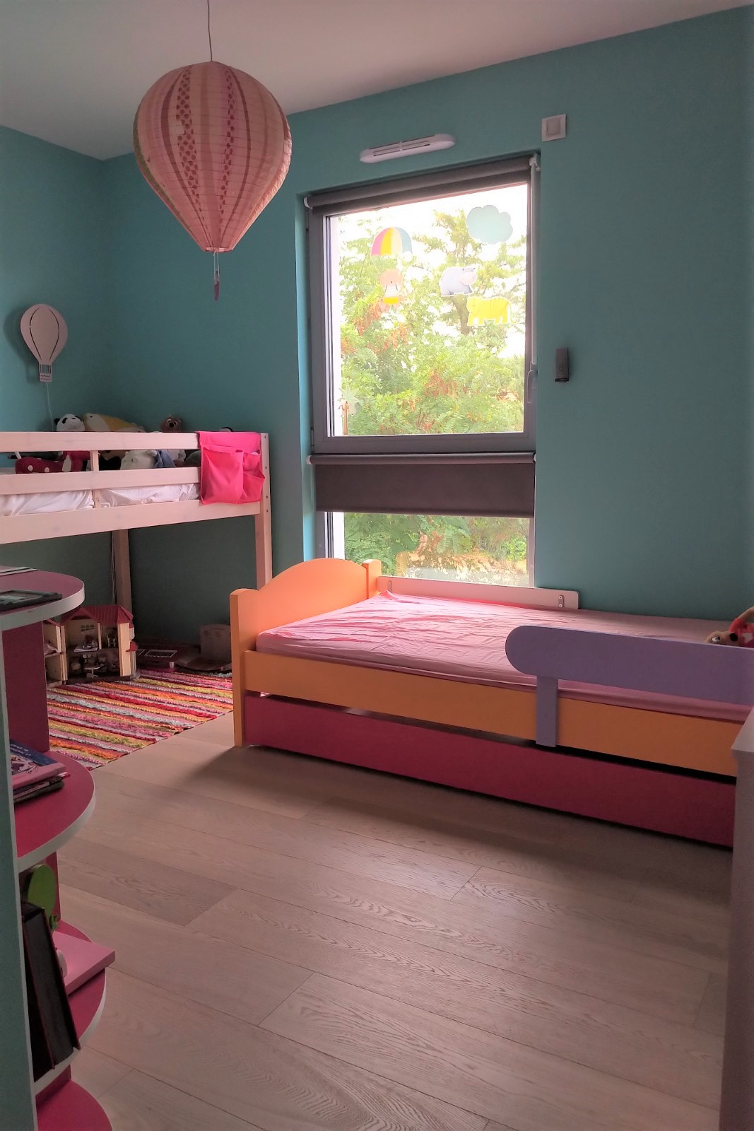 Chambre d'enfant appartement Divonne